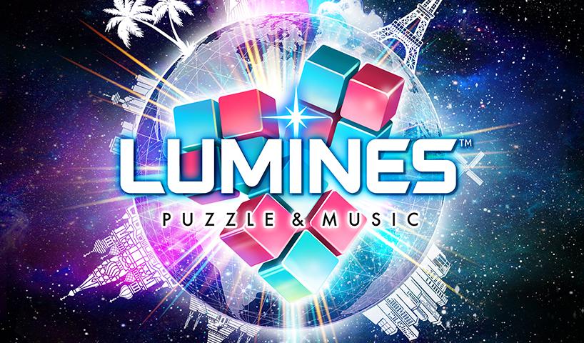 LUMINES パズル&ミュージック(ルミネス)