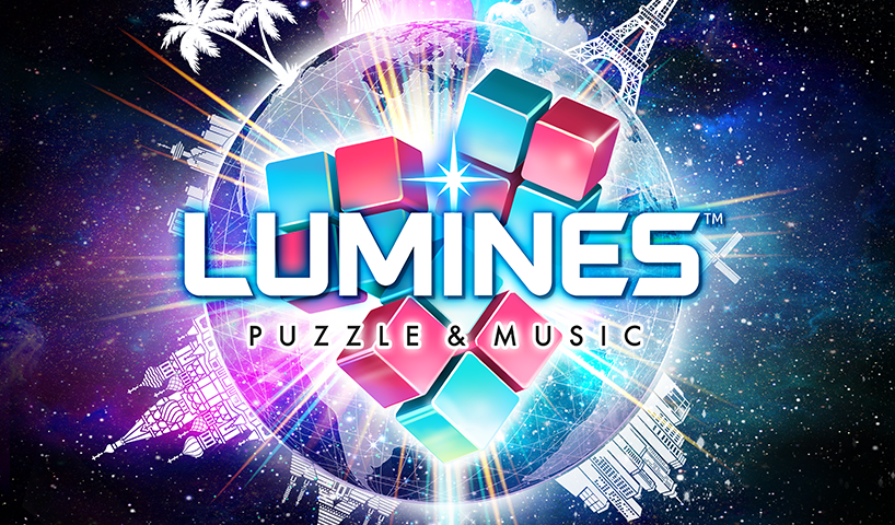LUMINES PUZZLE & MUSIC
